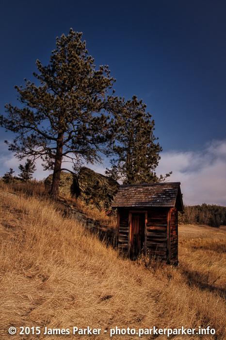 Tiny House on a Hill