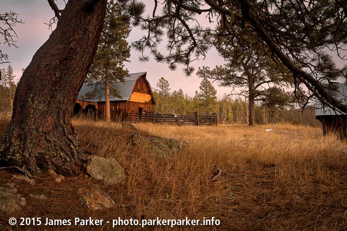 Meeker Ranch Barn