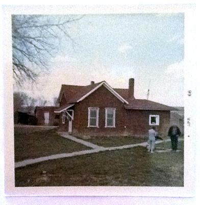 Paul & Estelle Allen Home