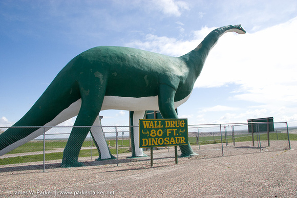 Wall Drug DInosaur