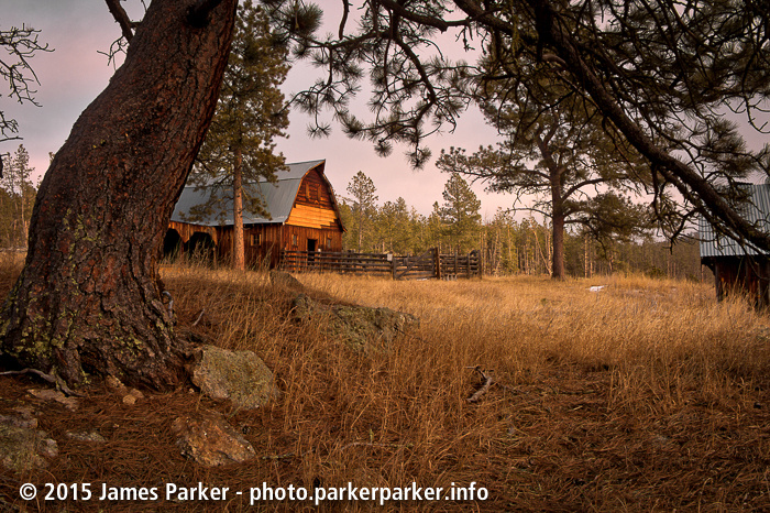 Meeker Ranch Barn