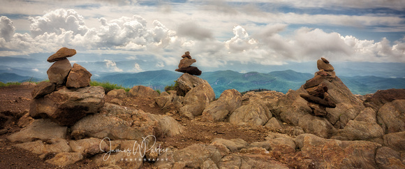 Three Cairns