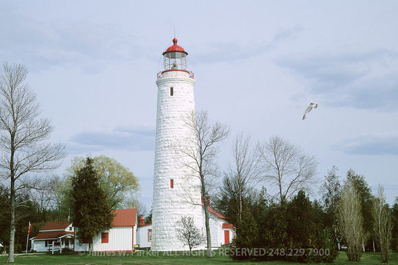 Point Clark Light